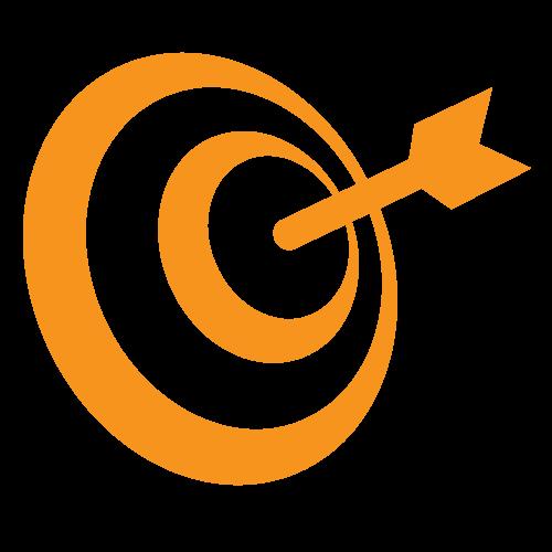 orange target