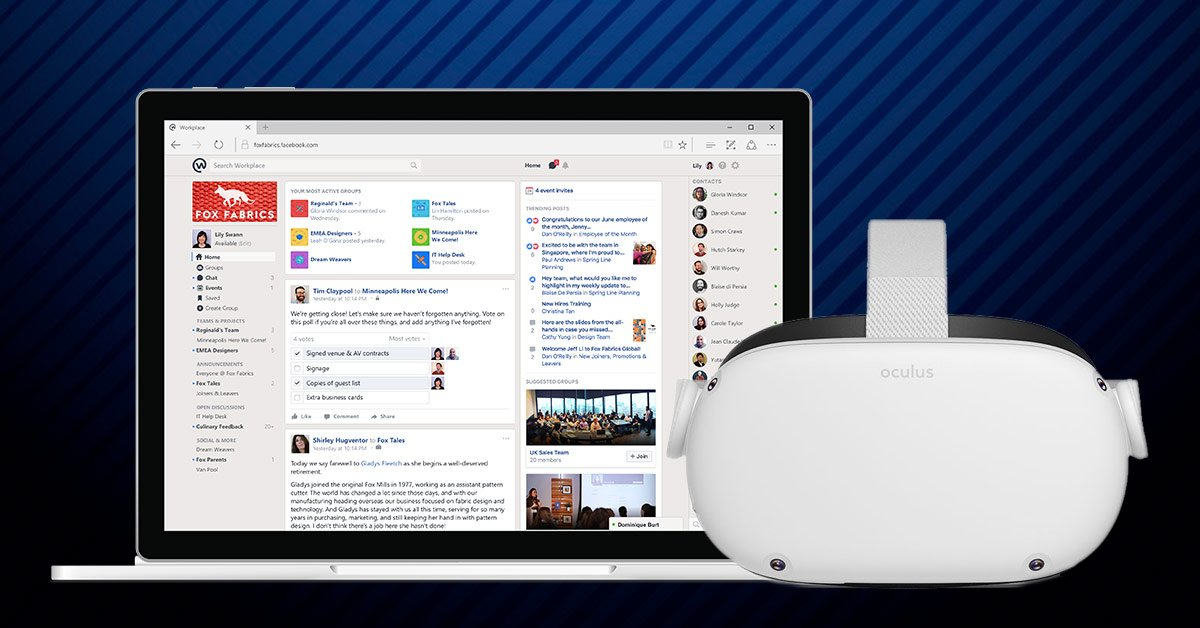 oculus virtual reality in the workplace