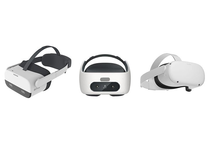 virtual reality devices for large businesses